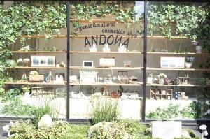 ANDONA大阪本店